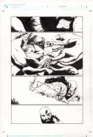 God of War 0 pg 5 Comic Art