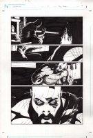 God of War 0 pg 6 Comic Art