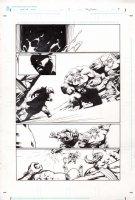 God of War 0 pg 8 Comic Art