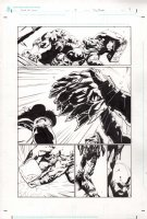 God of War 0 pg 9 Comic Art
