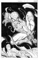 Spideypool 5 pg 13 Spiderman Deadpool Splash Issue 5 Page 13 Comic Art