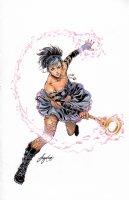 A-Force 1 Cover Comic Art