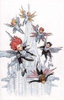 Max Rider 1 Cover Comic Art