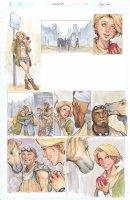 Lola XOXO 1 pg 11 Comic Art