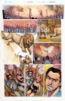 Lola XOXO 1 pg 13 Comic Art