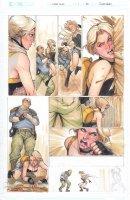 Lola XOXO 1 pg 20 Comic Art