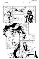 More than Mortal Famine 6 pg 13 Comic Art
