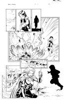 More than Mortal Famine 6 pg 14 Comic Art