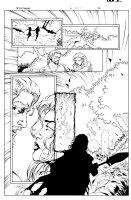 More than Mortal Famine 6 pg 20 Comic Art