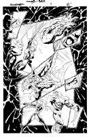 Bloodrayne 1 pg 3 Comic Art