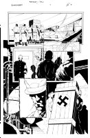 Bloodrayne 1 pg 7 Comic Art