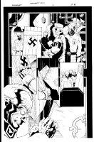 Bloodrayne 1 pg 8 Comic Art