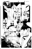 Bloodrayne 1 pg 11 Comic Art