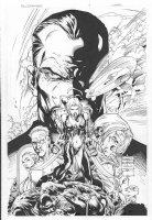 Bloodrayne 1 Cover Comic Art