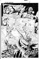 Lady Death Untold Stories 1 pg 5 Comic Art