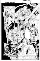 Lady Death Untold Stories 1 pg 9 Comic Art