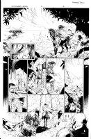 Witchfinder 1 pg 2 Comic Art