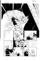 Witchfinder 1 pg 3 Comic Art