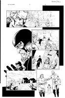 Witchfinder 1 pg 4 Comic Art