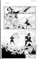 Witchfinder 1 pg 8 Comic Art