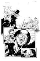 Witchfinder 1 pg 11 Comic Art