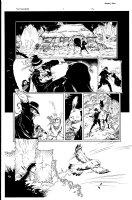 Witchfinder 1 pg 16 Comic Art