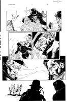 Witchfinder 1 pg 18 Comic Art