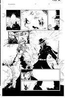 Witchfinder 2 pg 5 Comic Art