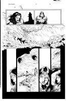Witchfinder 2 pg 12 Comic Art