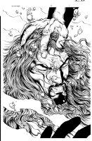 Witchfinder 3 pg 1  Comic Art