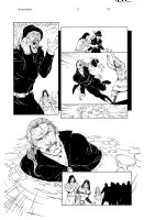 Witchfinder 3 pg 22 Comic Art