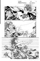 Mystic 20 pg 7 Comic Art
