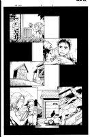 The Gift 4 pg 4 Comic Art