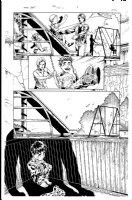 The Gift 5 pg 1 Comic Art