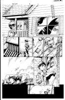 The Gift 5 pg 9 Comic Art