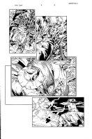 The Gift 6 pg 3 Comic Art