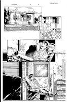 The Gift 6 pg 6 Comic Art