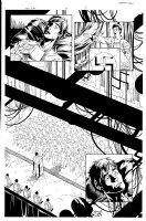 The Gift 6 pg 7 Comic Art