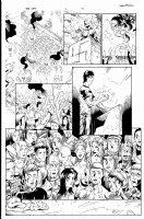 The Gift 6 pg 12 Comic Art