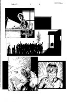 The Gift 6 pg 16 Comic Art