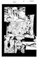 The Gift 10 pg 1 Comic Art