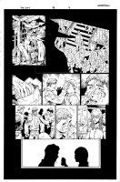 The Gift 10 pg 4 Comic Art