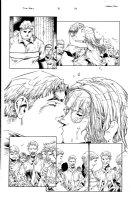 The Gift 10 pg 16 Comic Art