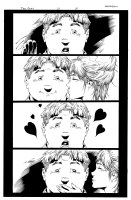 The Gift 10 pg 19 Comic Art