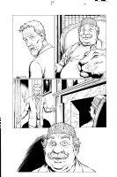 Kin 3 pg 13 Comic Art