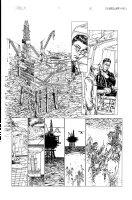 Fathom 3 pg 10 Comic Art