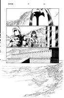 Arcanum 5 pg 15 Comic Art