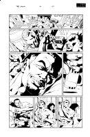 Crew 1 pg 3 Comic Art