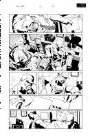 Crew 1 pg 5 Comic Art