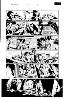Crew 1 pg 10 Comic Art